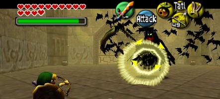 The Legend of Zelda: Majora's Mask 3D sort sur 3DS au printemps