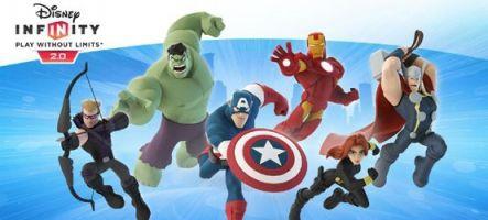 De nouvelles figurines Disney Infinity !