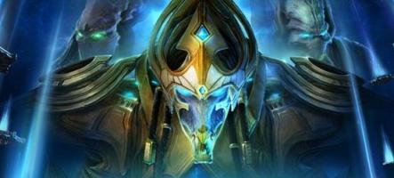 StarCraft II: Legacy of the Void annoncé pour 2015