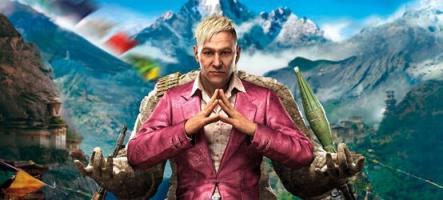 Far Cry 4 : développé en collaboration avec Nvidia