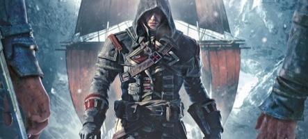 Assassin's Creed Rogue : le trailer de lancement