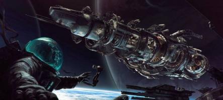 Fractured Space : un jeu de combat spatial tactique en ligne