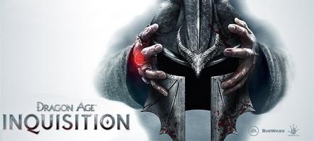 Dragon Age : Inquisition, la sortie du jeu