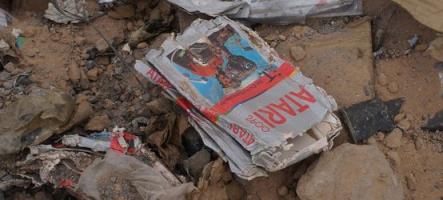 Cartouches Atari enterrées : plus de 37 000 dollars récoltés