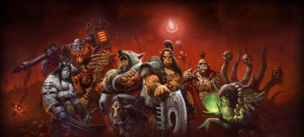 World of Warcraft fête ses 10 ans avec des cadeaux !