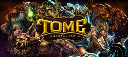 TOME: Immortal Arena, un MOBA gratuit