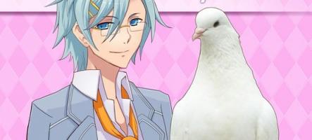 Hatoful Boyfriend : le jeu de drague de pigeons débarque en France