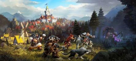 The Settlers Online : nouveau mode PvP et nouveau mode de combat