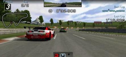 Pas de dégât dans Gran Turismo PSP