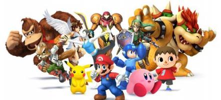 Avec la pub Amiibo, Mario peut prendre Peach par derrière
