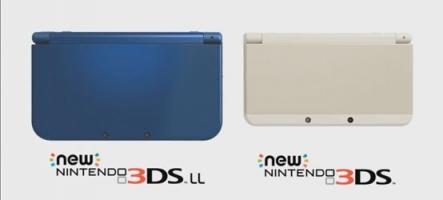 Nintendo 3DS XL : Arrêt de la commercialisation de la console