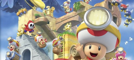 (Test) Captain Toad Treasure Tracker (Nintendo Wii U)