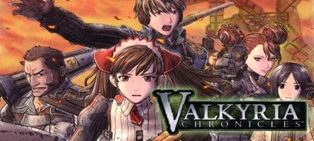 Une suite pour Valkyria Chronicles... sur PSP !