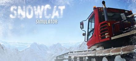 Snowcat Simulator : vous ne trouverez aucun chat dans ce jeu