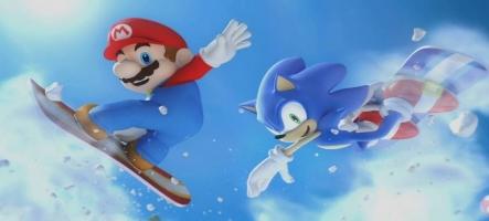 Mario & Sonic aux J.O d'hiver daté