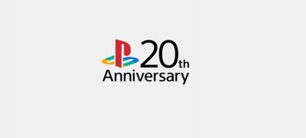 Sony fête les 20 ans de la PlayStation avec une PS4 édition spéciale