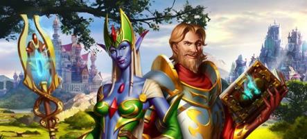 Elvenar : Humains contre Elfes