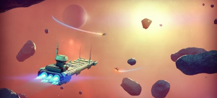 No man's sky : de nouvelles infos sur le jeu