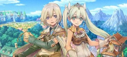 Rune Factory 4 sort le 11 décembre sur Nintendo 3DS