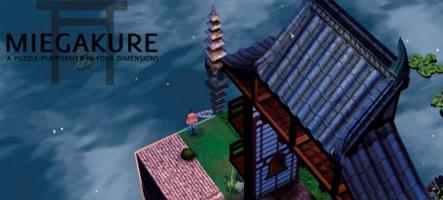 Miegakure, un jeu 4D pour PS4 et PC