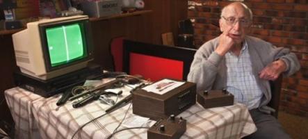 Ralph Baer, l'inventeur du jeu vidéo, est mort