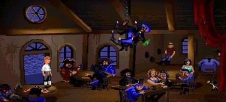 Le premier Monkey Island dispo en HD sur le Xbox Live