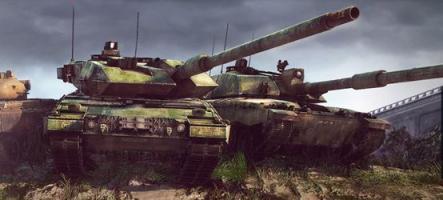 500 000 joueurs sur Armored Warfare