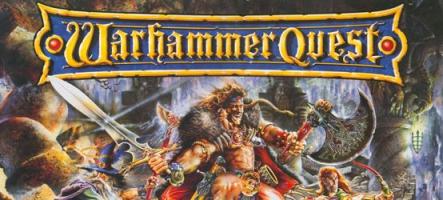 Warhammer Quest pour le 7 janvier