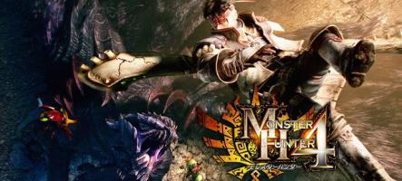Monster Hunter 4 Ultimate s'offre des personnages de Street Fighter