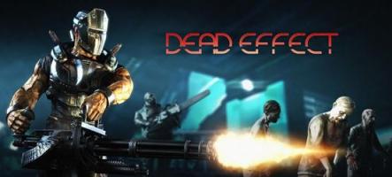 Dead Effect : Un FPS violent qui va vous éclabousser