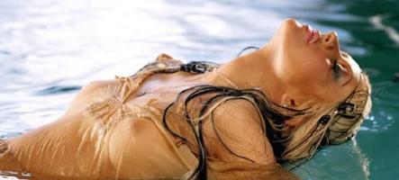Christina Aguilera se blesse en jouant à la Wii