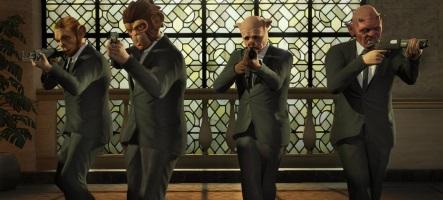 Rockstar prolonge Noël pour GTA V