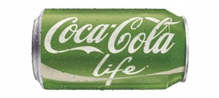 Nous avons testé le nouveau Coca Cola Life...
