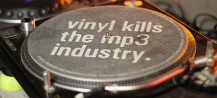 La vente de mp3 chute, celle de vinyles explose