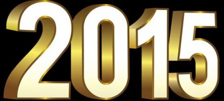 Les jeux les plus attendus de 2015