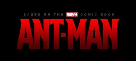 Ant-Man : la bande annonce du prochain Marvel