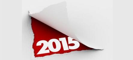 Quel jeu attendez-vous le plus pour 2015 ?