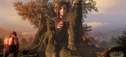 Des images de WiLD, le futur jeu de Michel Ancel