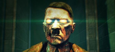Zombie Army Trilogy : Shootez des zombies nazis sur Xbox One, PS4 et PC