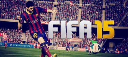 FIFA 15 est à -50% sur Xbox One et Xbox 360