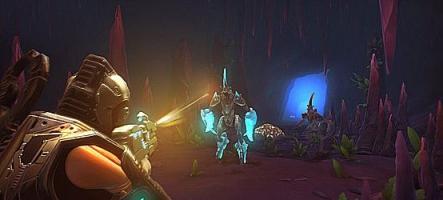 GRAV : un jeu de survie spatiale multijoueur disponible en accès anticipé