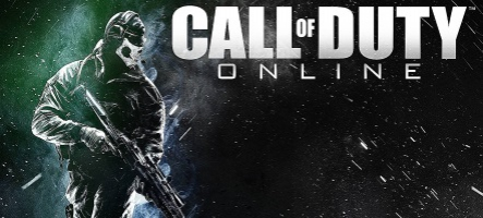 Call of Duty Online sort... en Chine