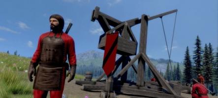 Medieval Engineers : Apprendre à construire à l'époque médiévale