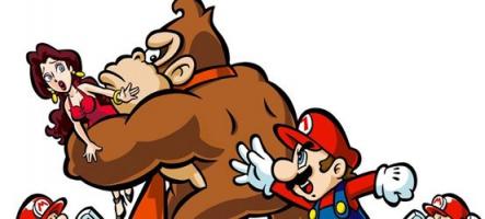 Mario vs Donkey Kong annoncé sur Wii U et 3DS