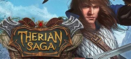 Therian saga, un jeu de rôle papier sur navigateur