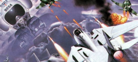 3D After Burner II disponible sur Nintendo 3DS
