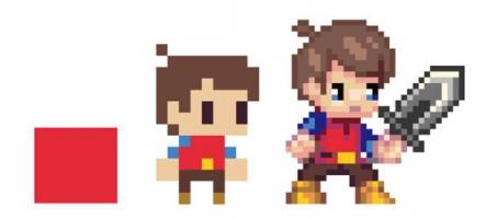 Adventures of Pip : Le garçon qui était un pixel
