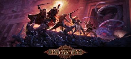 Pillars of Eternity : Du nouveau contenu révélé dans une vidéo d'une heure et demie
