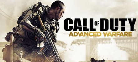 Call of Duty: Advanced Warfare est le jeu le plus vendu en 2014