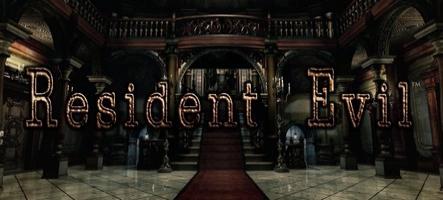 Resident Evil HD Remaster est disponible